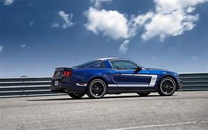 2012 Mustang Boss 302 Offered with Racing TracKey - autoevolution