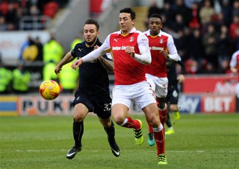 PLAYER RATINGS: Rotherham United v Barnsley - Who shone ...