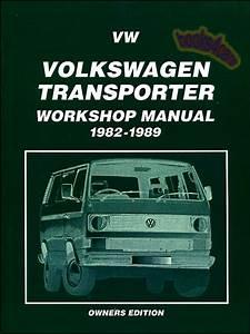 Vanagon Shop Manual Service Repair Book Vw Westfalia