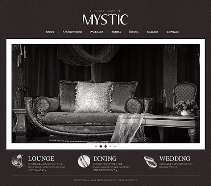 blackand white template joomla mediafire attractive relaxing hotel website templates entheos