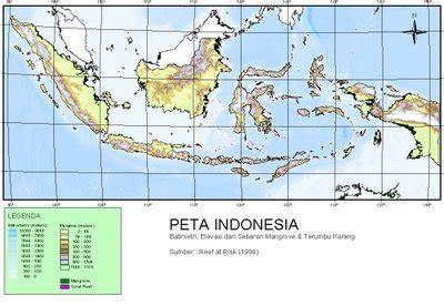peta indonesia raya koleksi foto  gambar