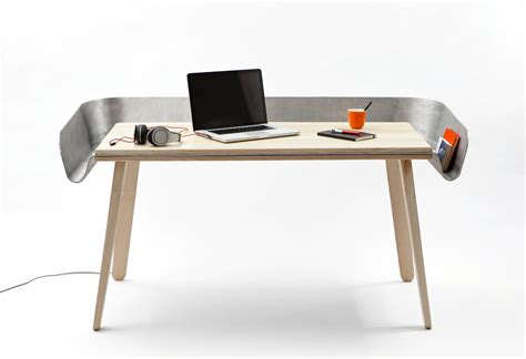 bureau desk functional work desk homework by tomas kral