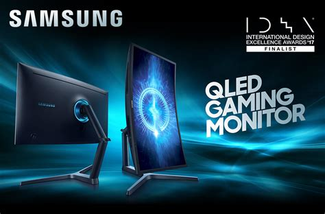 best samsung monitor for gaming samsung qled gaming monitor receives hdr certification