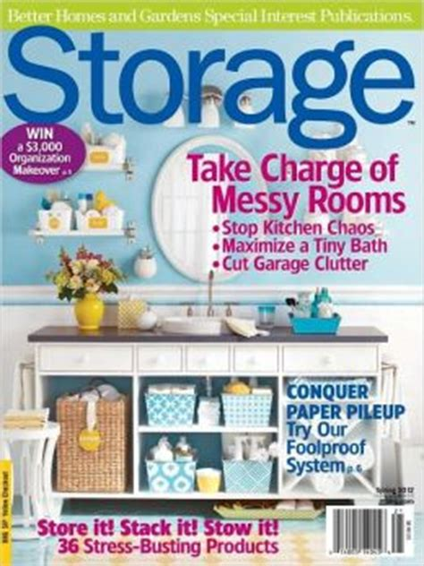 storage 2012 a better homes and gardens special