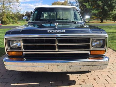 1989 Dodge Ram For Sale by 1989 Dodge Ram D100 For Sale Dodge Other