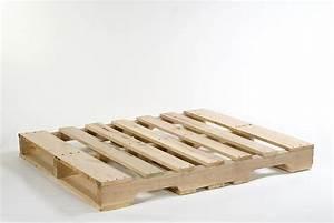 Palette De Bois : wood cardboard and plastic pallets produits ~ Premium-room.com Idées de Décoration