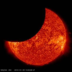Partial Solar Eclipse from Space: Solar Dynamics ...