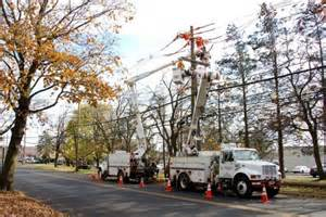 l repair nj utilities ready for downed wires and outages