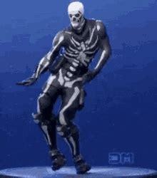 skull trooper fortnite gif skulltrooper fortnite clap