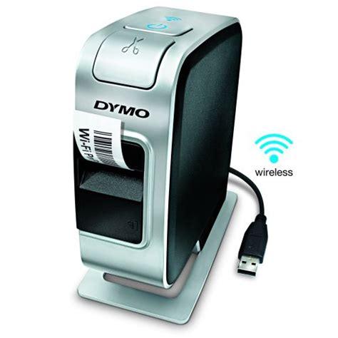 dymo labelmanager plug play wireless label printer