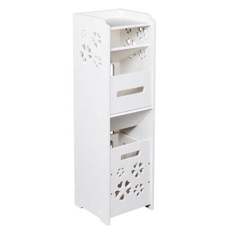 Floor Standing Bathroom Cupboard by Slim Bathroom Storage Cabinet Floor Standing Narrow