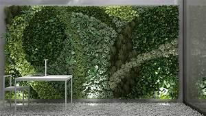 3D MODEL Vertical Gardening On Behance