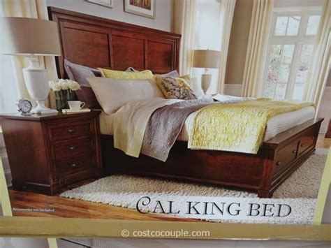 38351 bed in a box costco universal furniture lulea cove cal king bed
