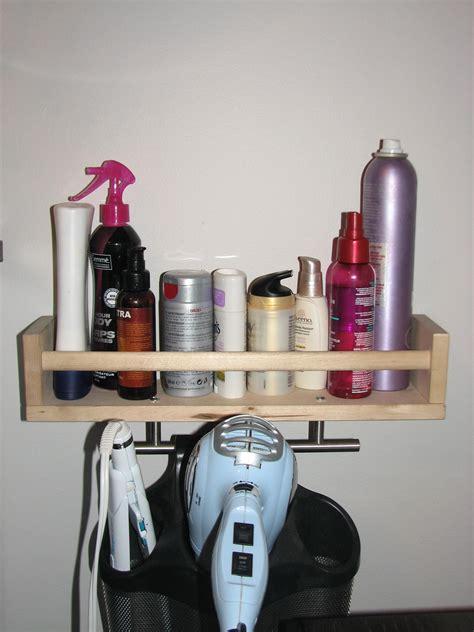 inspirations  hair appliance organizer  cool