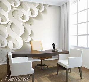 According to the law wall murals and photo wallpapers in for Wallpaper for office walls