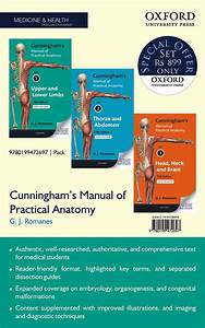 Cunninghams Manual Of Practical Anatomy 16th Edition Pdf