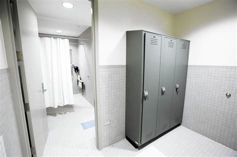 college  dupages breuder  private locker room built