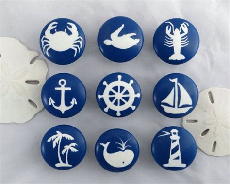 as 25 melhores ideias de nautical drawer pulls no