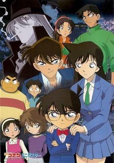 list anime genre detective detective conan closed pictures myanimelist net