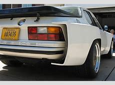 1981 Porsche 924 GTR Tribute German Cars For Sale Blog