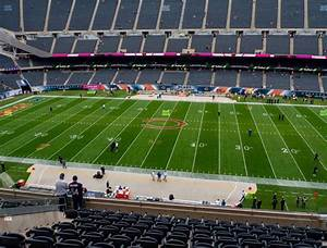 Soldier Field Section 308 Seat Views Seatgeek