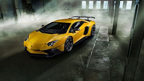 Lamborghini Aventador 4k Wallpaper [3840x2160]