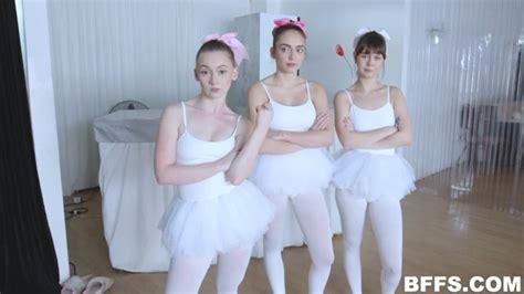 Shae Celestine Ashley Anderson Ballerinas 2 Vqporncom