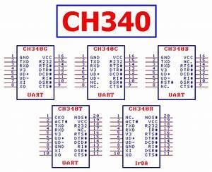 Ch340 Datasheet Pdf - Usb To Serial Chip - Ch340g