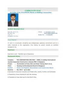 civil engineer resumes india raja kumar resume senior civil engineer