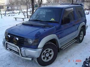 1996 Mitsubishi Pajero Pictures  2400cc   Gasoline