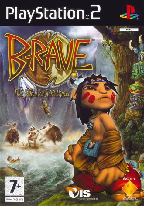Brave: The Search for Spirit Dancer (2005) PlayStation 2 ...