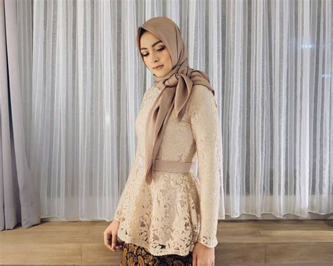 kebaya inspiration  atbellattamimi muslimah fashion