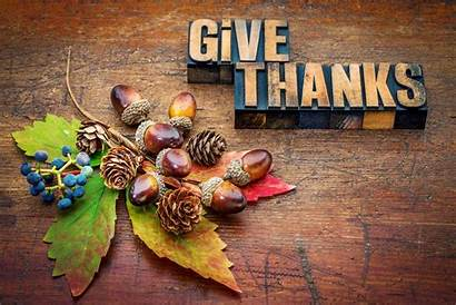 Thanksgiving Blessing Thanks Give Thankful Gives Concept