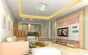 lcd tv cabinet living room peenmediacom With living room tv wall unit designs