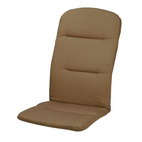 astonica 50500055 khaki adirondack chair cushion ebay
