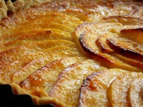 tarte aux pommes pate brisee tarte aux pommes alsacienne facile paperblog
