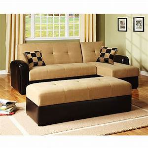 Convertible loveseat sofa bed with chaise wooden global for Diy convertible sofa bed