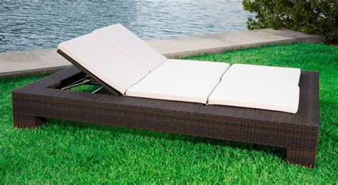 rattan chaise lounge outdoor source outdoor king wicker chaise lounge