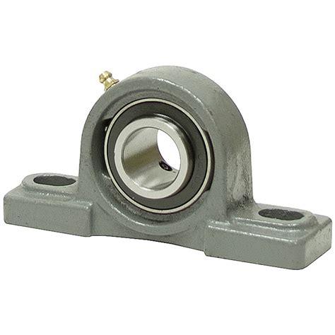 pillow block bearing 1 quot pillow block bearing a l bearings and components