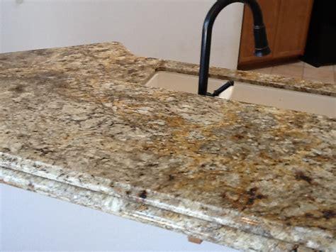 kitchen with giallo calcutta granite ogee edge yelp