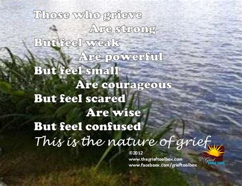 nature  grief  grief toolbox
