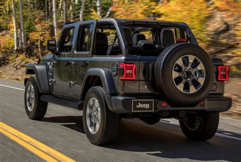Jeep Unlimited 2020 by 2020 Jeep Wrangler Jl Unlimited Rubicon Release Date
