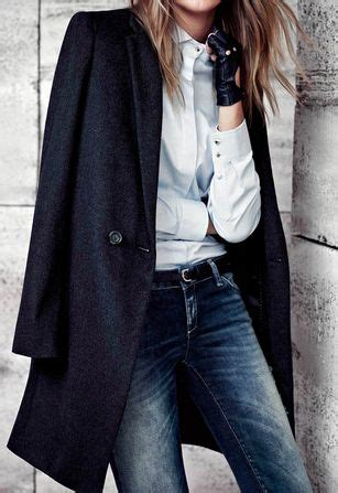 Classic Edgy Chic Outfits