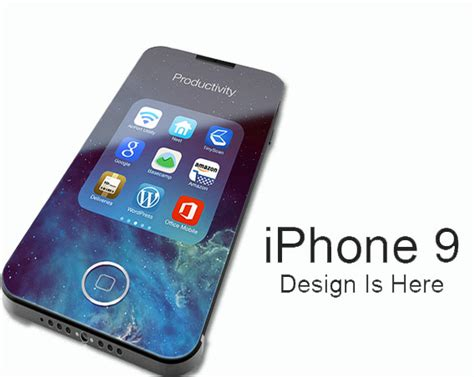 what is the iphone apple iphone 9 release date specs features images
