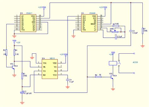 Timer Calculation Electrical Engineering