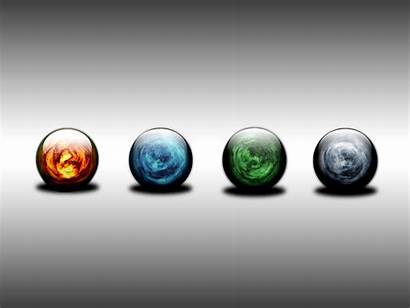 Elements Wallpapers Four Air Nature Sphere Element