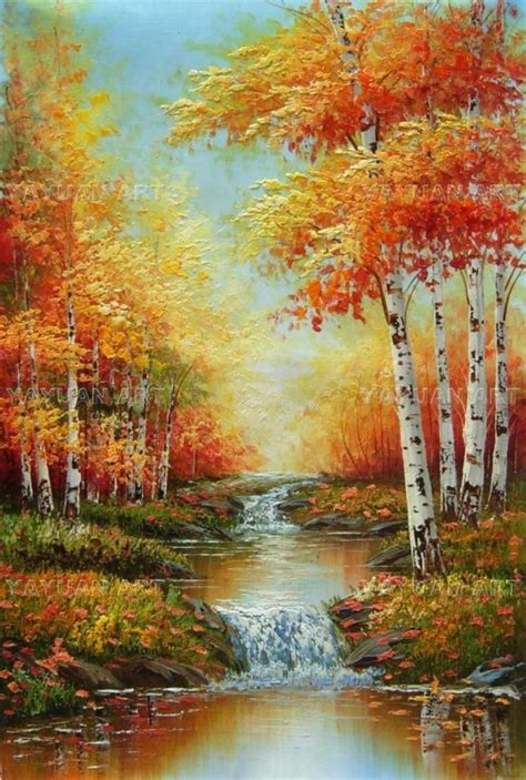 easy landscape painting ideas  beginners easy