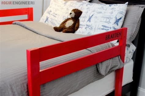 toddler bed rails     bed home diy  cut