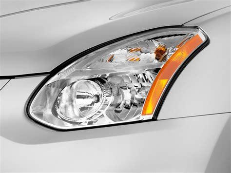 image 2013 nissan rogue fwd 4 door sv headlight size
