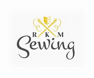 Image Gallery sewing logos